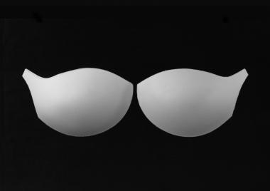 Чашки, подплънки за бански  и сутиени, бюстиета / Чашки за бански и сутиени / Артикул 192
