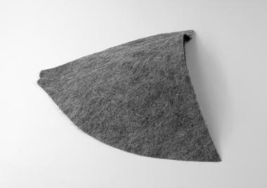Мъжки раменни вати / Прави / С лепило / Артикул 120