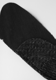 Men's sleeve head tapes / With buckram / Product 156