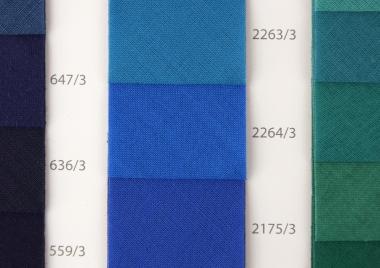 Bias bindings & piping / Bias bindings / 100 % cotton / Product 159