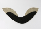 Men's sleeve head tapes / With buckram